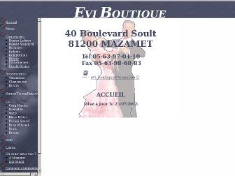 evi.boutique.pagesperso-orange.fr website preview