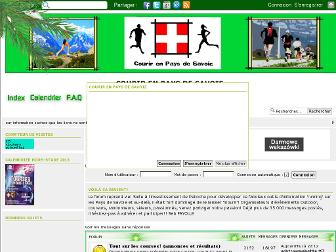 coursensavoie.1fr1.net website preview