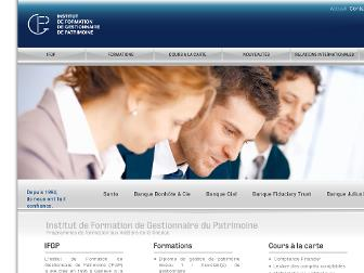 ifgp.ch website preview