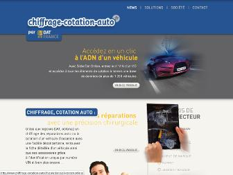 chiffrage-cotation-auto.fr website preview