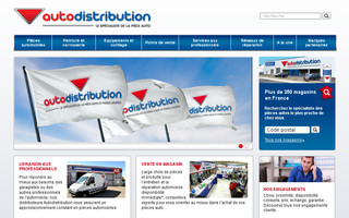 autodistribution.fr website preview