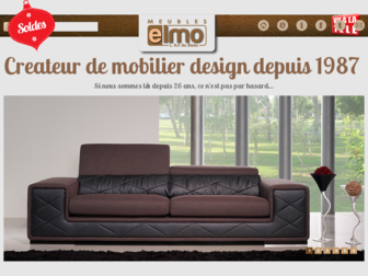 meubles-elmo.fr website preview