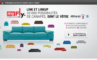 myfly mon canap link id es d 39 images la maison. Black Bedroom Furniture Sets. Home Design Ideas