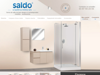 saldo.fr website preview