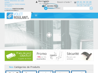 centpourcent-volet-roulant.fr website preview