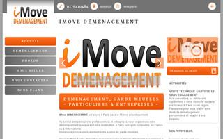 d7bd452324505 imove-demenagement-paris.fr website preview