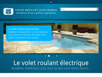 volet-roulant-electrique.org website preview