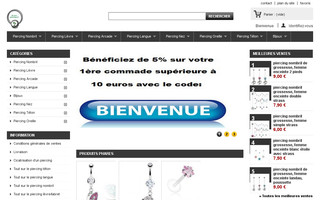 ile-aux-piercings.fr website preview