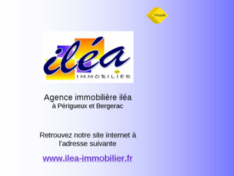 ilea.immobilier.pagesperso-orange.fr website preview