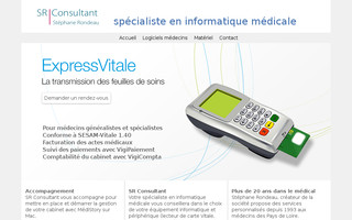 ouest-medical.fr website preview
