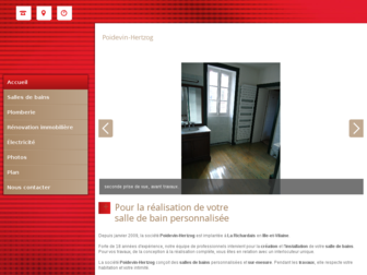 salle-de-bain-dinard.fr website preview