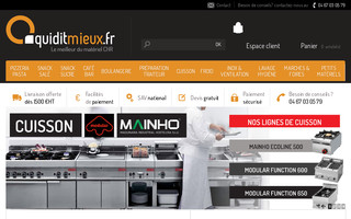quiditmieux.fr website preview