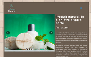 home-natura.fr website preview
