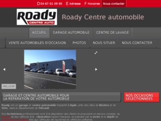 garage-reparation-auto-agde.fr website preview