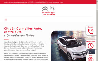 garage-auto-cormeilles.fr website preview