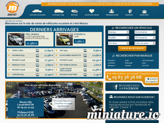 monautomoinschere.fr website preview
