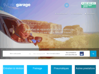 hello-garage.fr website preview